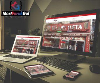 Mert Faruk Gül | Donercihasanusta.com.tr İnternet Sitesi Yapımı
